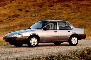 Chevrolet Cavalier II (1988 - 1994) Sedan