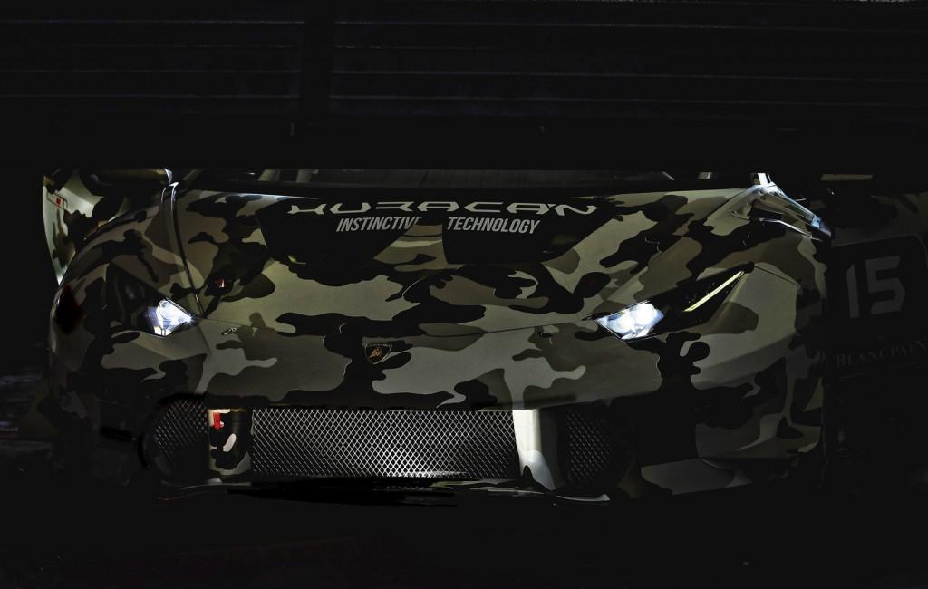 Lamborghini Huracan Super Trofeo / Fot. Lamborghini