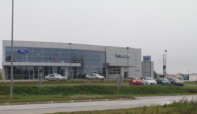 Świętokrzyskie bez Forda - w regionie nie ma już autoryzowanego dilera tej marki