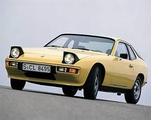 Porsche 924 (1976 - 1988) Coupe