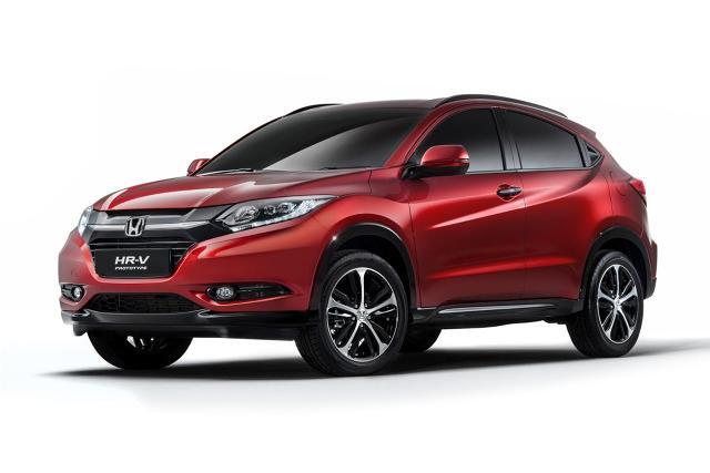 Honda HR-V / Fot. Honda
