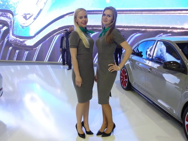 Skoda na Poznań Motor Show  Fot. Tomasz Szmandra