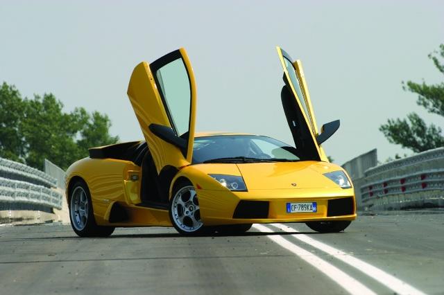 zdjęcie Lamborghini Murcielago