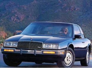 Buick Riviera VII (1986 - 1993) Coupe