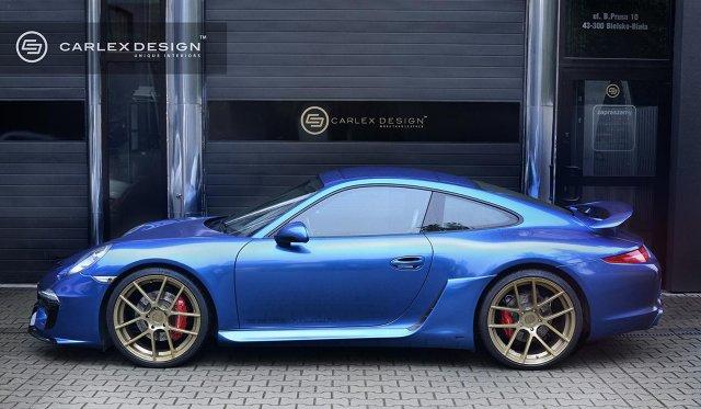 Porsche 911 / Fot. Carlex Design