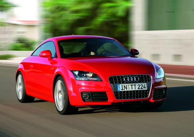 Audi TT - zdjęcie Audi TT - foto