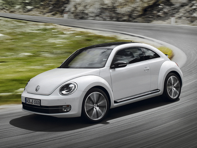 Volkswagen Beetle, Fot: Volkswagen