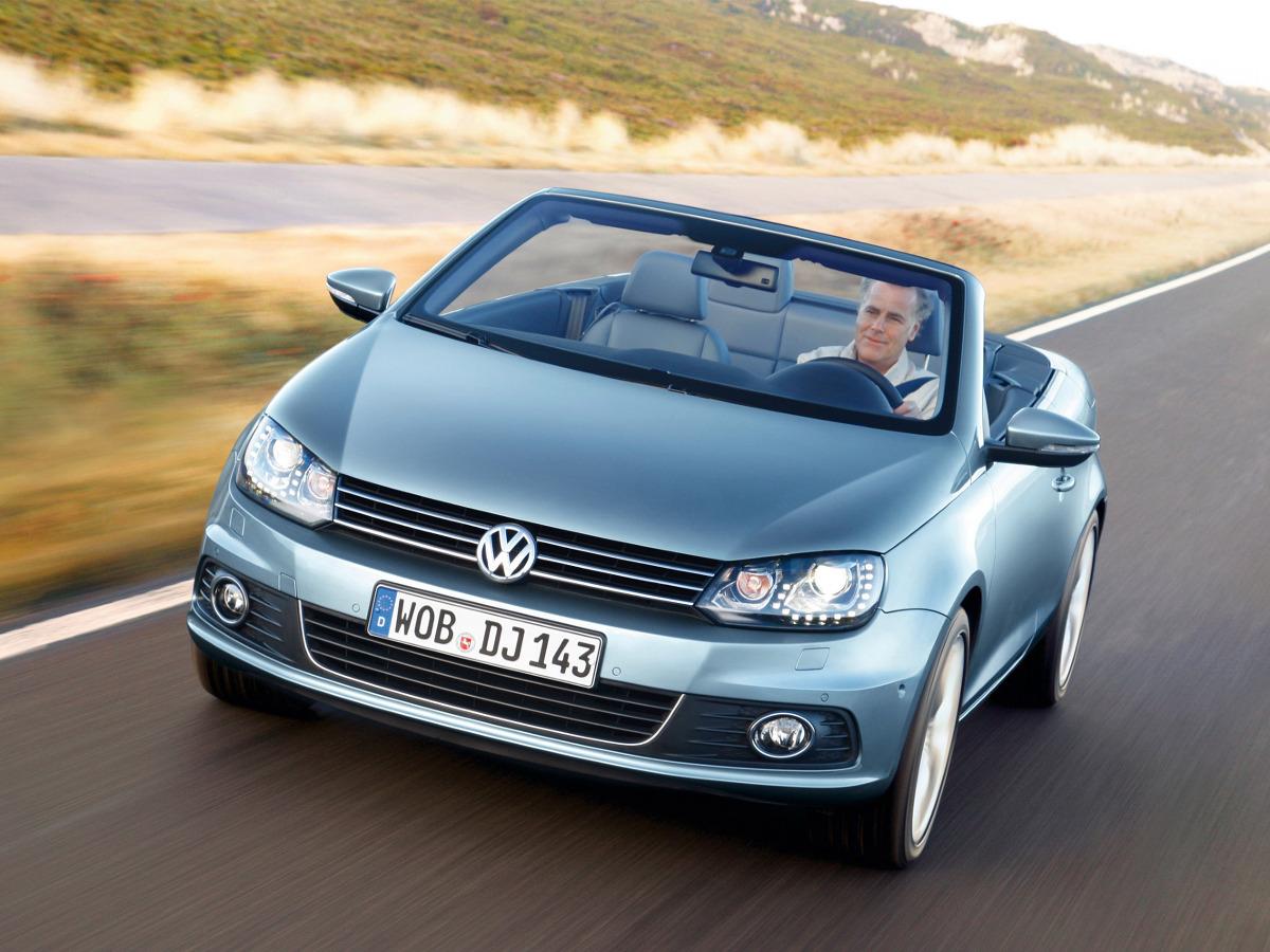Volkswagen Eos / Fot. Volkswagen
