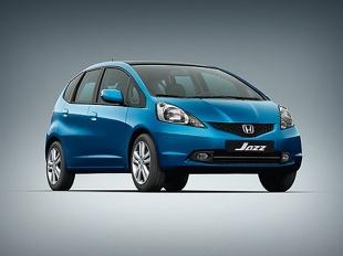 Honda Jazz III (2008 - teraz)