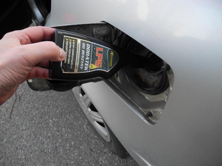 Wybitny Dodatki do paliw - benzyny, diesla, LPG. Na co pomoże motodoktor? WP18