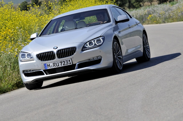 BMW 6 Grand Coupe, Fot: BMW