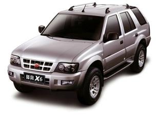 JMC Landwind (2005 - teraz) SUV