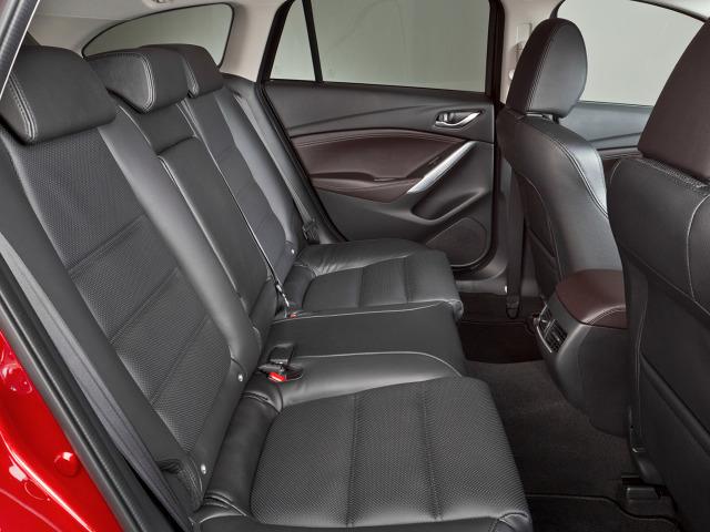 zdjęcie Mazda 6 Kombi 2015