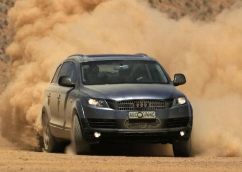 Fot. Audi: Model Q7 będzie pierwszym autem terenowo-rekreacyjnym produkowanym przez Audi.