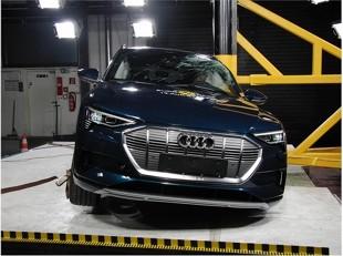Testy zderzeniowe Euro NCAP.  Sprawdzono czy nowe auta są bezpieczne
