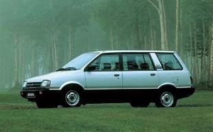Mitsubishi Space Wagon I (1984 - 1991) Van