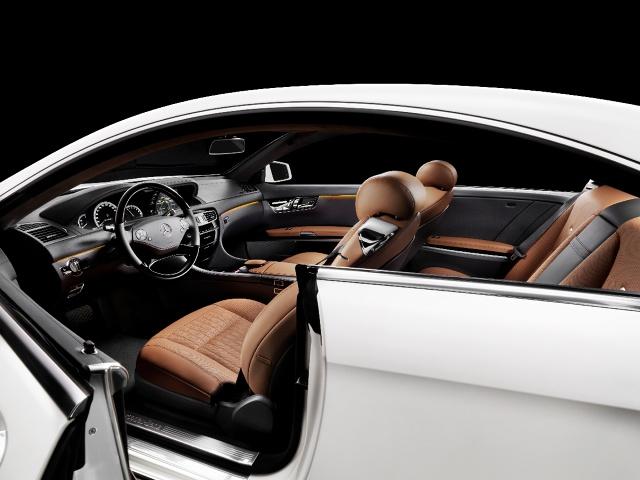 zdjęcie Mercedes-Benz CL 500 4MATIC Grand Edition
