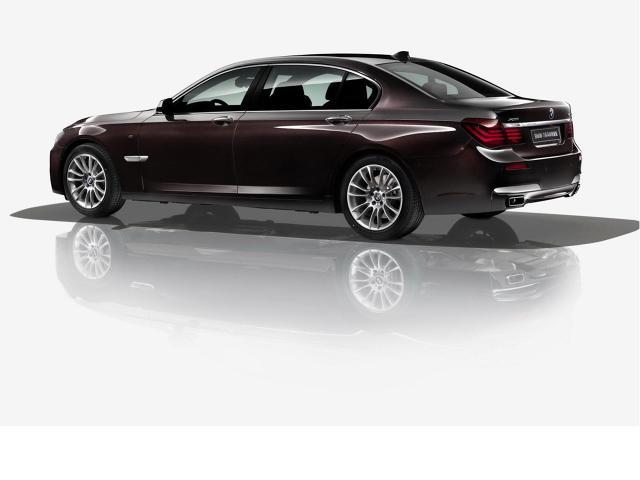 BMW Serii 7 Horse Edition / Fot. BMW