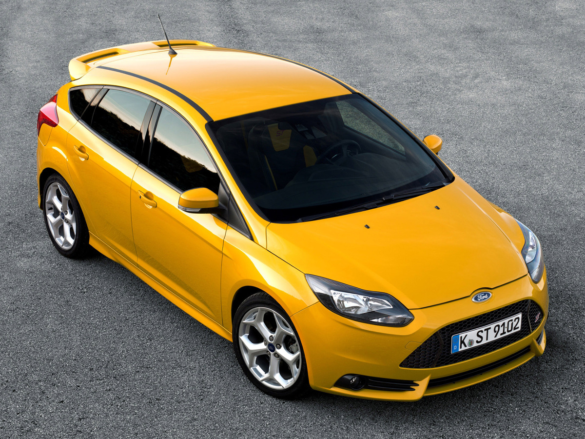 Ford Focus ST / Fot. Ford