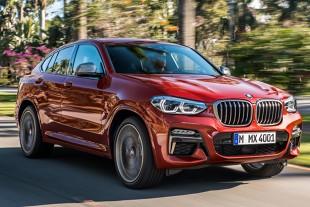 Genewa 2018 BMW X4. Tak wygląda nowa generacja