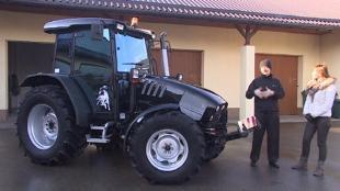 Lamborghini po tuningu do orania pola, czyli traktor po przeróbkach (video)