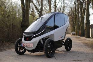 Triggo. Testy pojazdu elektrycznego z Polski