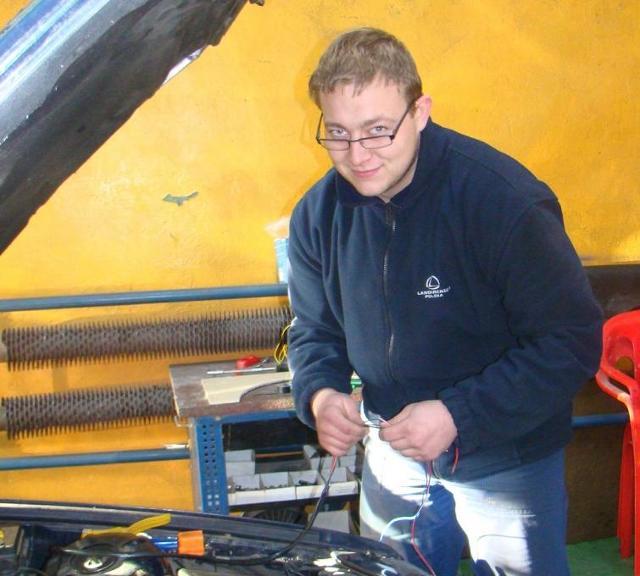 Samochód na LPG – zimowa eksploatacja  fot. Czesław Wachnik