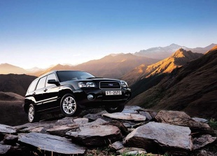 Subaru Forester II (2002 - 2008) Kombi