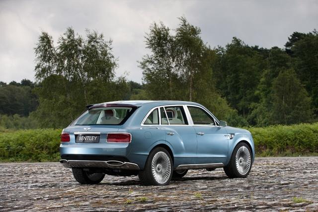 zdjęcie Bentley EXP 9 F