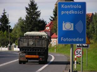 Który fotoradar zarejestruje wykroczenia kierowców?