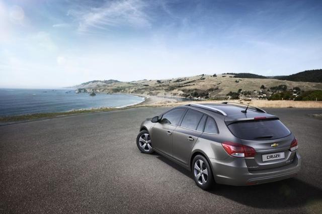 Chevrolet Cruze: światowa premiera wersji kombi w Genewie