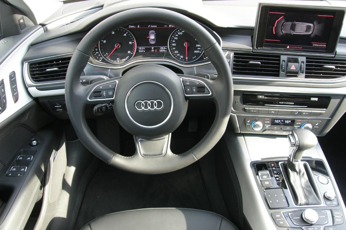 Audi A7 Zdjęcie Audi A7 3 0 Tdi 245 Km Foto