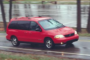 Ford Windstar II (1999 - 2003) Minivan