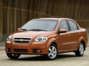 Chevrolet Aveo I (T200/T250) (2002 - 2011) Sedan