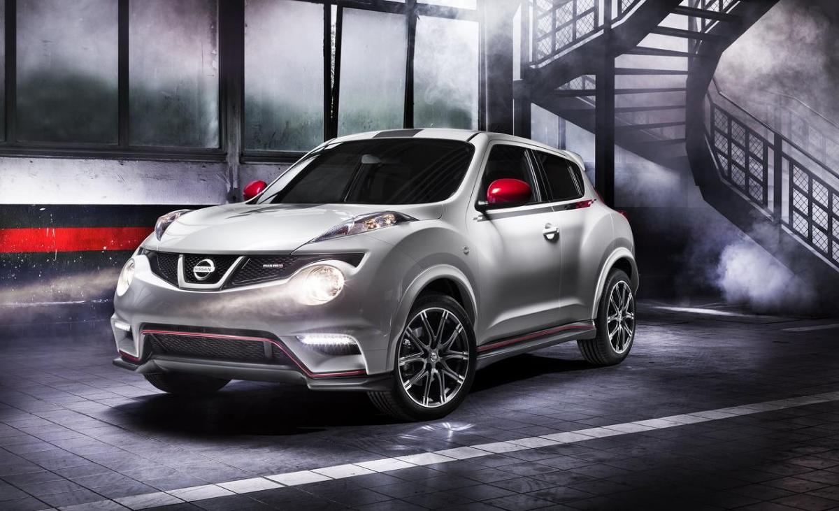 Nissan Juke 2016 / Fot. Nissan