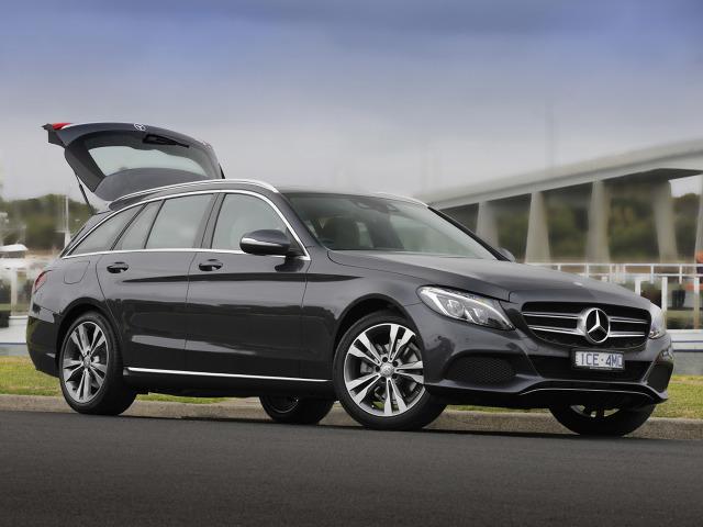 zdjęcie Mercedes-Benz Klasa C