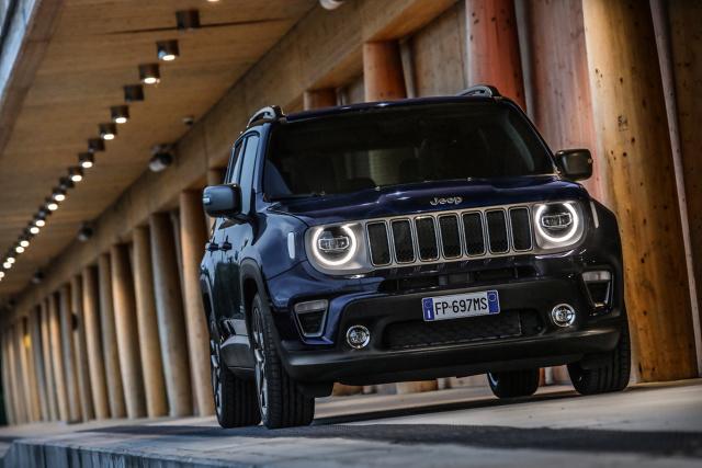 zdjęcie Jeep Renegade FL 2018