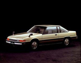 Mazda 929 II (1982 - 1987) Coupe