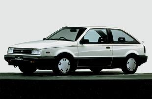 Isuzu Gemini II (1985 - 1990) Hatchback