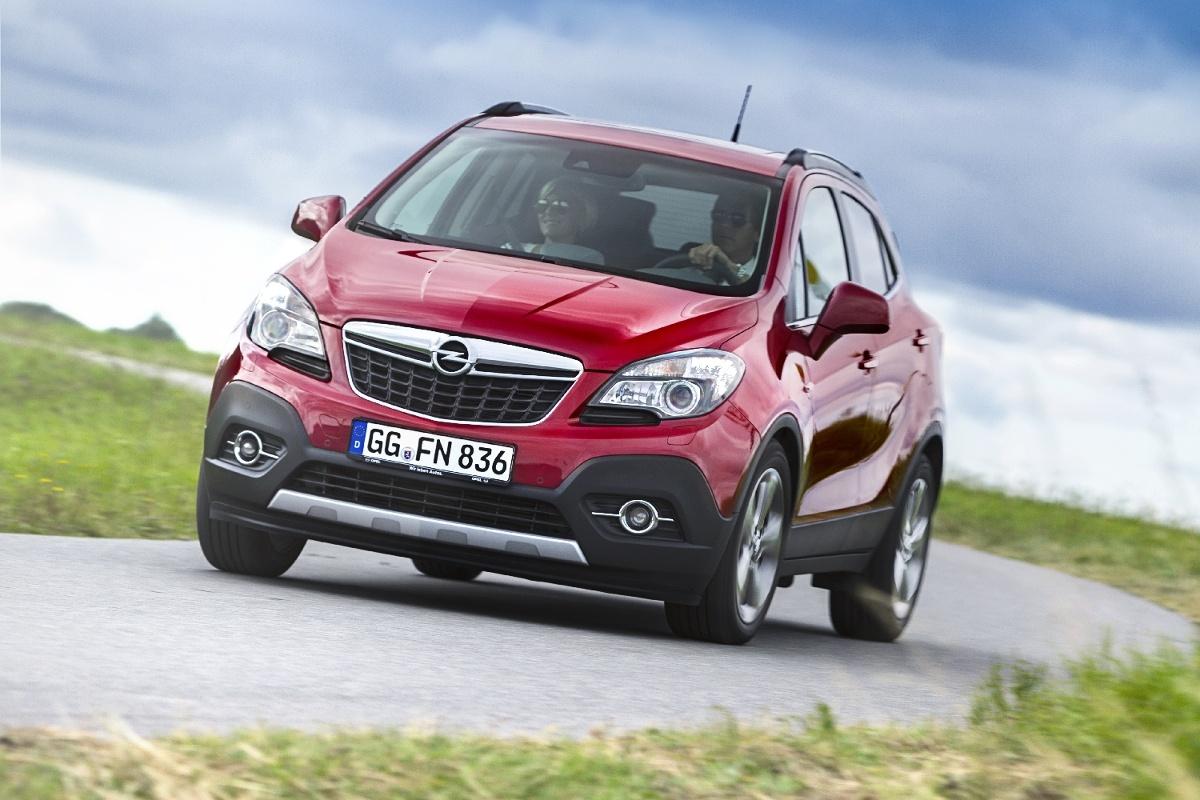 Opel Mokka, Fot: Opel