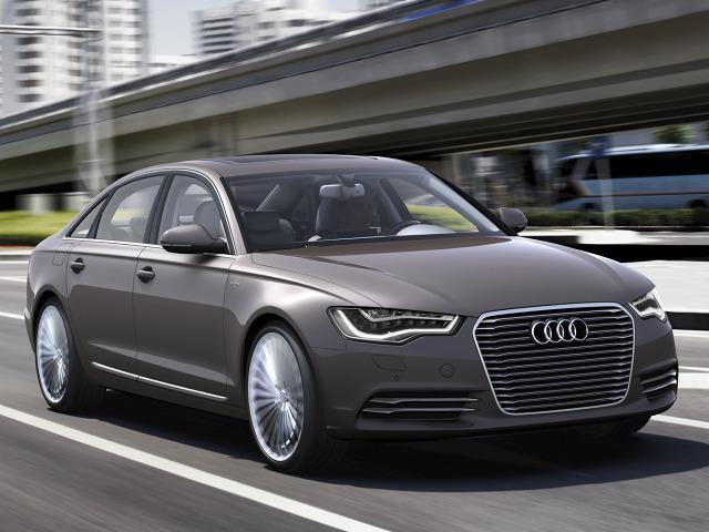 Audi A6 L e-Tron Concept / Fot. Audi