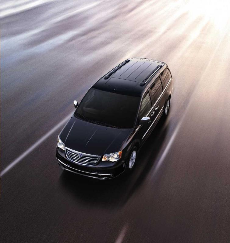 Lancia Voyager - van Chryslera pod nową marką za 180 tys. zł