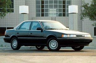 Mazda 626 III (1987 - 1996) Sedan