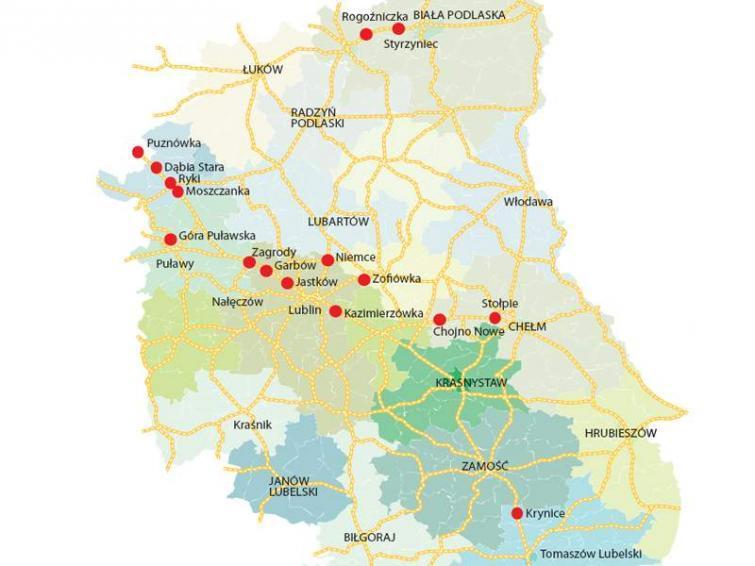 Fotoradary na Lubelszczyźnie - wiemy, gdzie staną (MAPA)