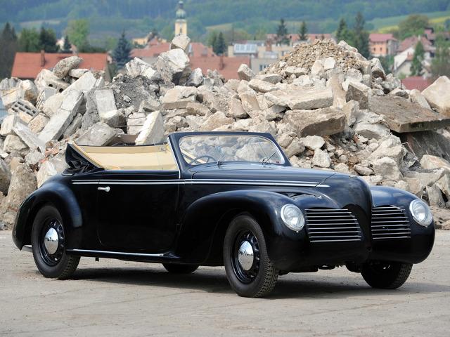 zdjęcie Alfa Romeo 6C 2500