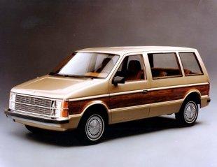 Chrysler Voyager I (1988 - 1990) Van