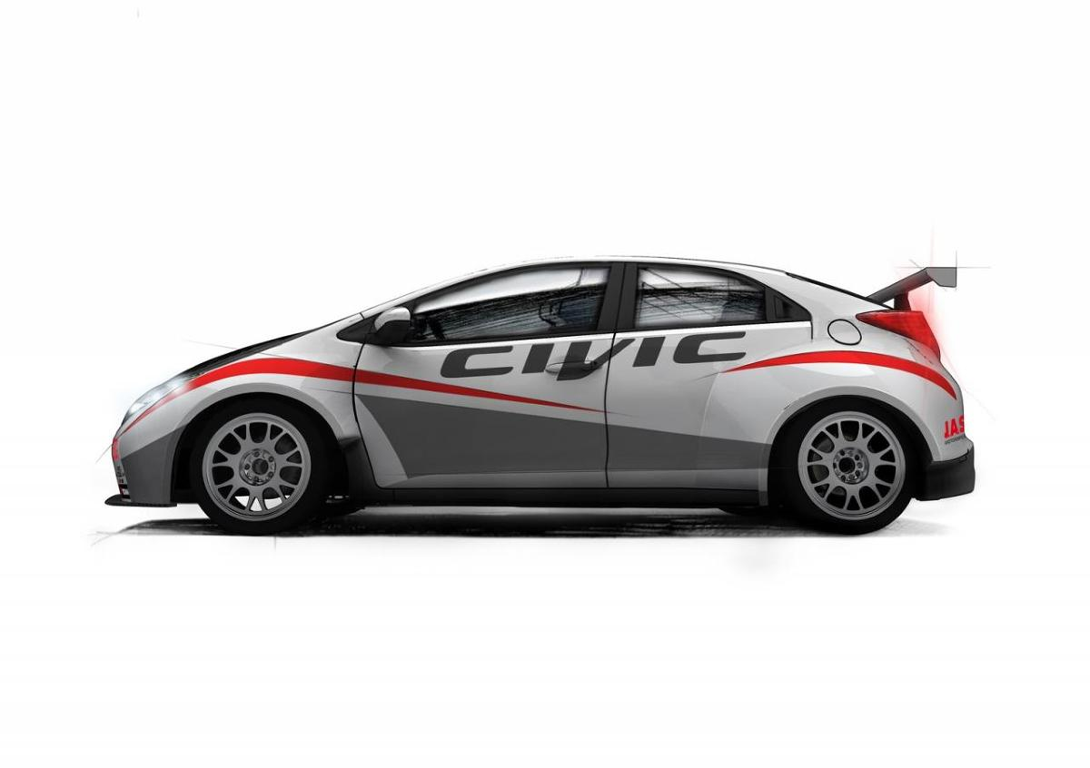 Honda Civic Type R z moc 300 KM Honda Civic Type R Fot Honda