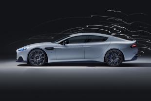 Aston Martin Rapide. Oto wariant elektryczny