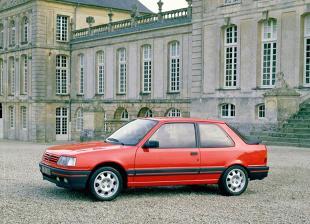 Peugeot 309 (1985 - 1993) Hatchback
