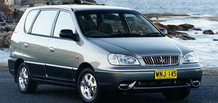 Kia Carens I (1999 - 2002) MPV